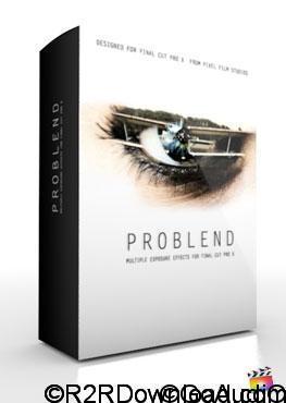Pixel Film Studios ProBlend for Final Cut Pro X Free Download (Mac