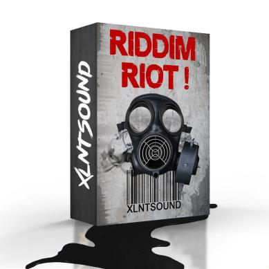 RIDDIM RIOT (Riddim Sample Pack + Serum Presets) + PRE-SALE