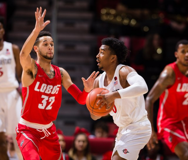 San Diego State Aztecs Beatlost To The New Mexico Lobos