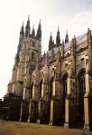 Canterbury and Returning to Paris