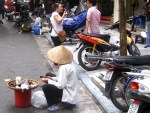 Taking to the Streets in Hanoi