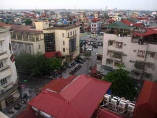 A Day Tour of Hanoi, Vietnam