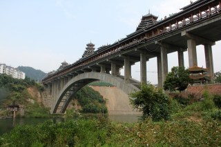 Photo Essay: The Not So Touristy Town of Sanjiang, China