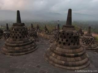 Borobudur Temple: The World's Largest Buddhist Monument