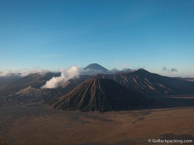 Mount Bromo at sunrise