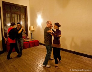 How to Learn Tango in Buenos Aires