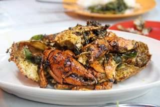 Jalan Alor – Marmite Frog and Crab in Kuala Lumpur