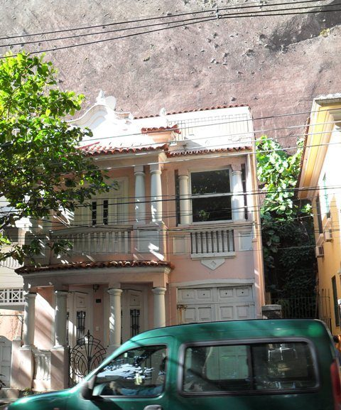 Living against the Morro da Urca