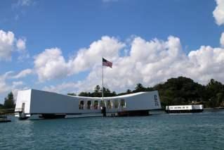 Visiting Pearl Harbor in Hawaii