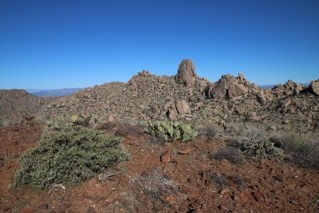 Hiking the McDowell Mountains in Phoenix