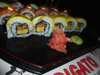 Arigato: A Sushi Pioneer in Colombia