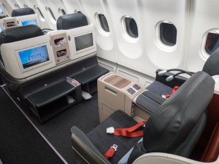 Turkish Airlines: Flying Business Class from NYC to Istanbul
