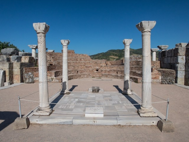 Tomb of John the Apostle