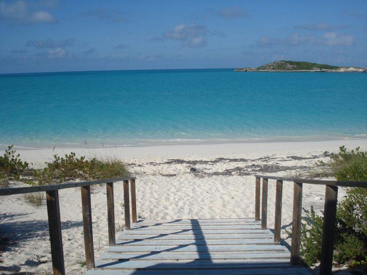 Tropic of Cancer Beach - Great Exuma, Bahamas