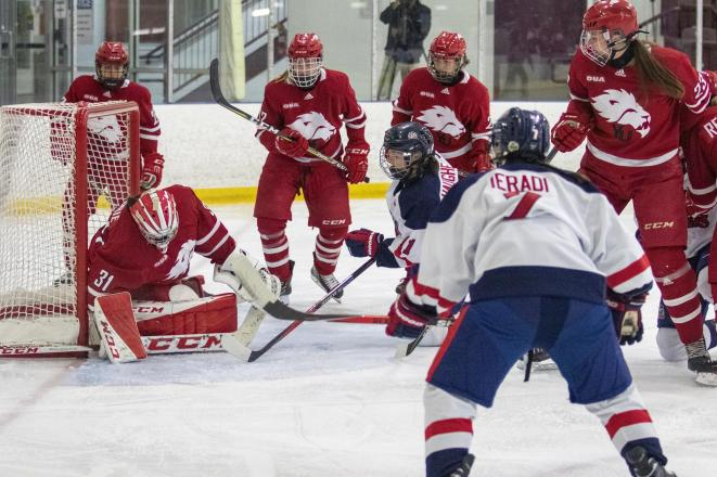No. 9 Lions shut out Badgers - Brock University Athletics