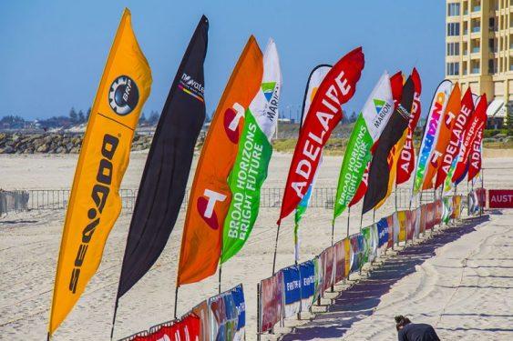 Wind Banner - patrocinadores para os seus eventos