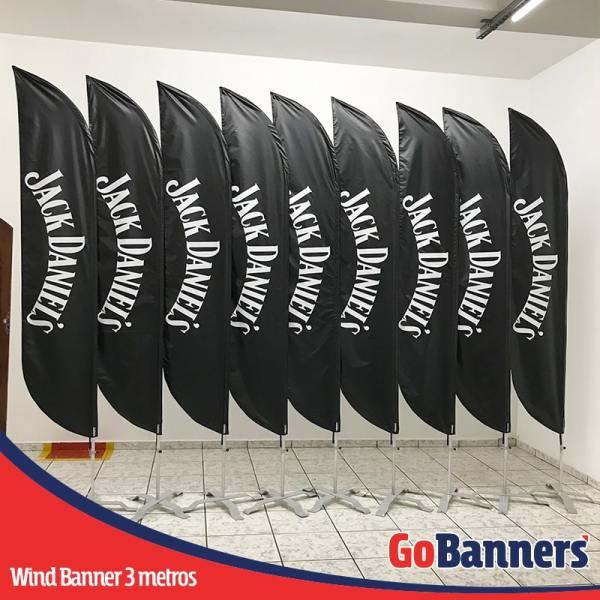 wind banner 3 metros jack daniels
