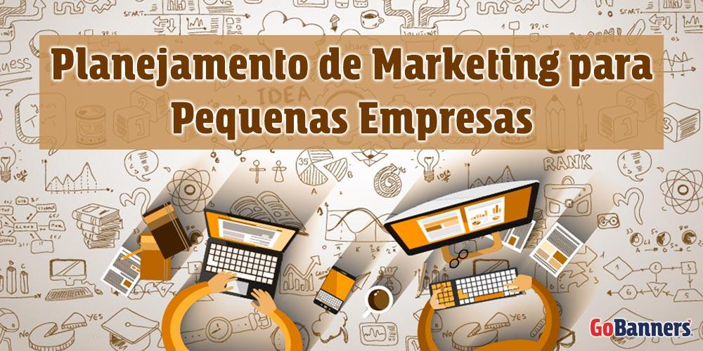 Planejamento de Marketing para Pequenas Empresas