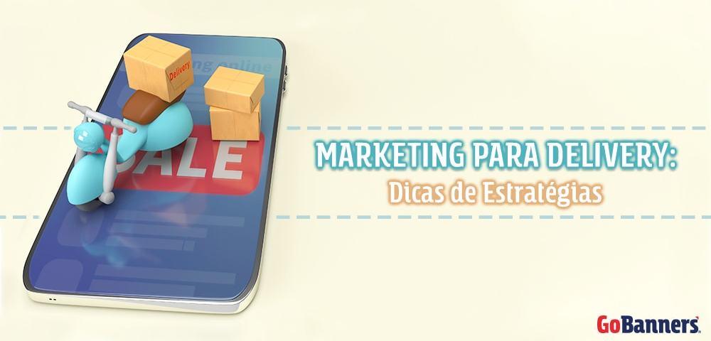 Marketing para delivery
