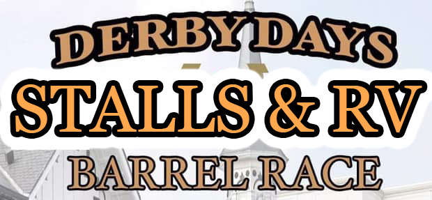 Buy Your RV & Stalls for Derby Days