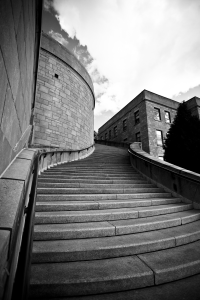 Perspective - Stairs by AlexVan CC0 Public Domain from Pixabay