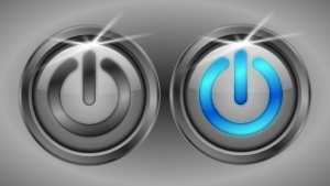 Power Button by Open Clipart Vectors CC0 Public Domain from Pixabay