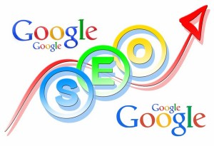 Google and SEO by geralt CC0 Public Domain from Pixabay