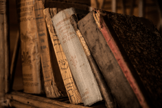 Old books by jarmoluk CC0 Public Domain from Pixabay