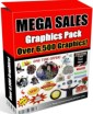 Graphics Packs For Internet Marketers, Web Designers And Businesses!