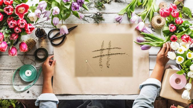 Blank sheet Hashtag by rawpixel with embed by Yourschantz CC0 Public Domain