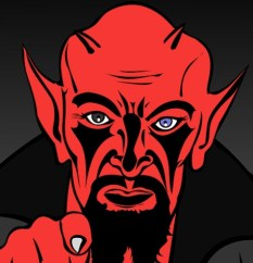 Devil by Openclipart-Vectors CC0 Public Domain