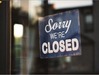 Open 24-7-365? Sorry Were closed by Tim Mossholder CC0 Public Domain