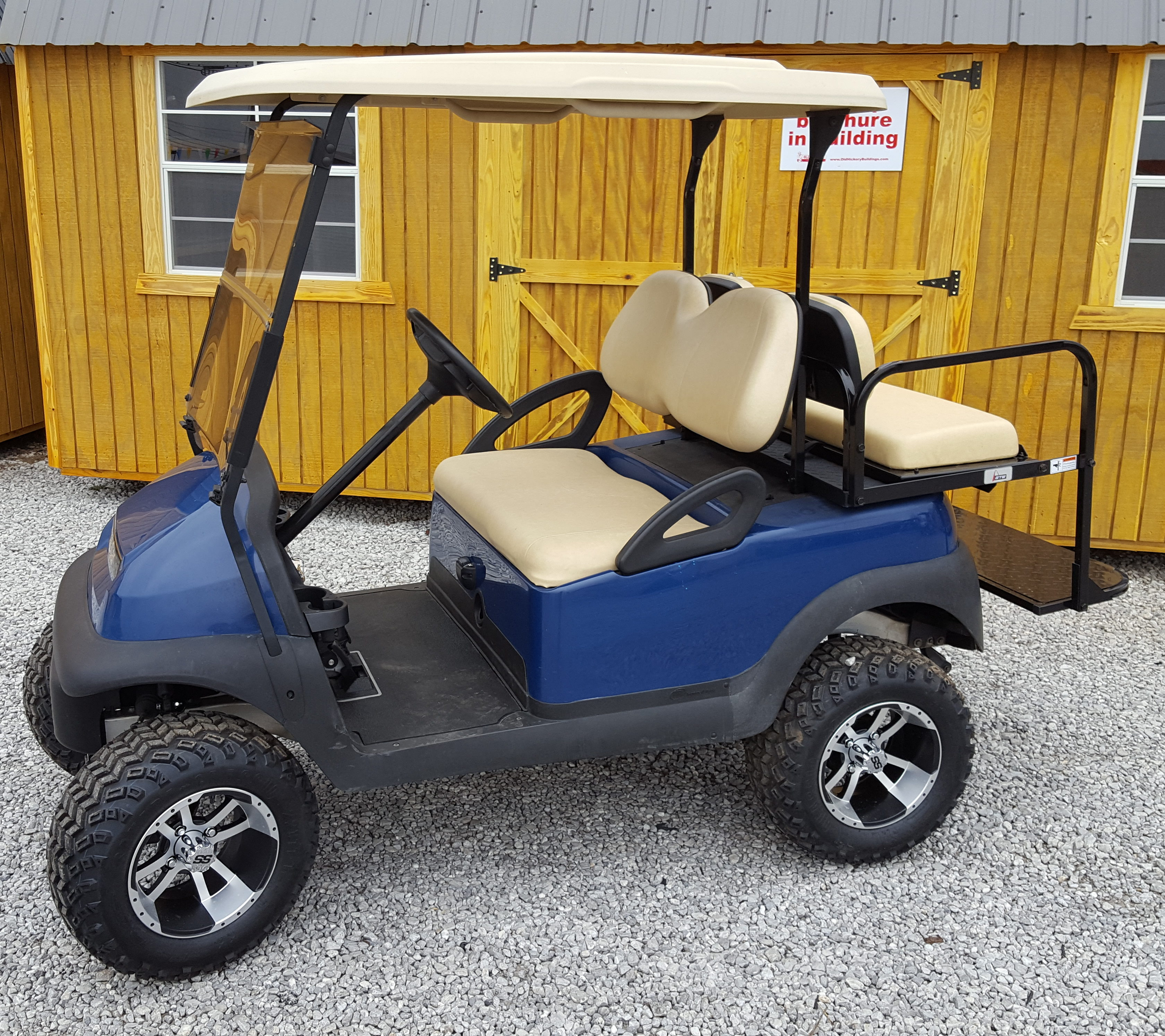 Honda Of Knoxville >> Check Out The Gallery at G.O.B. Golf Carts_Custom Golf ...