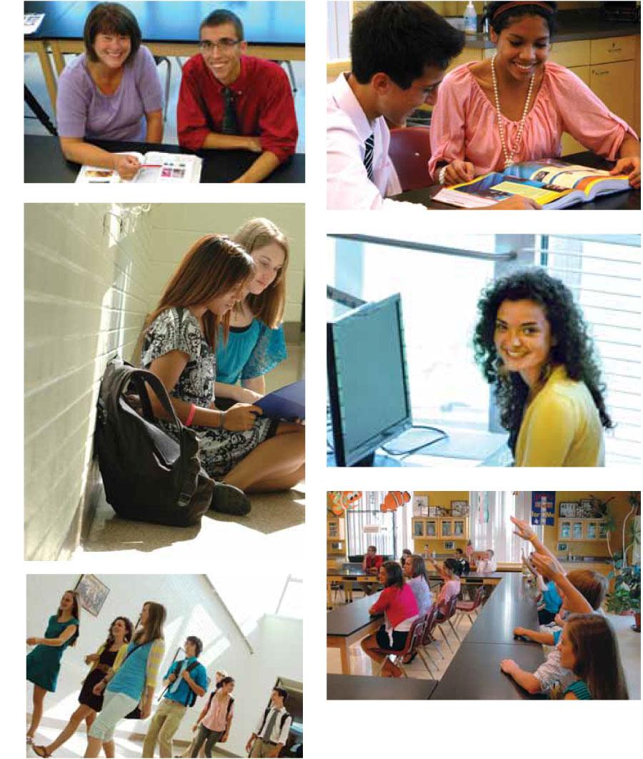 education branding - photo shoot