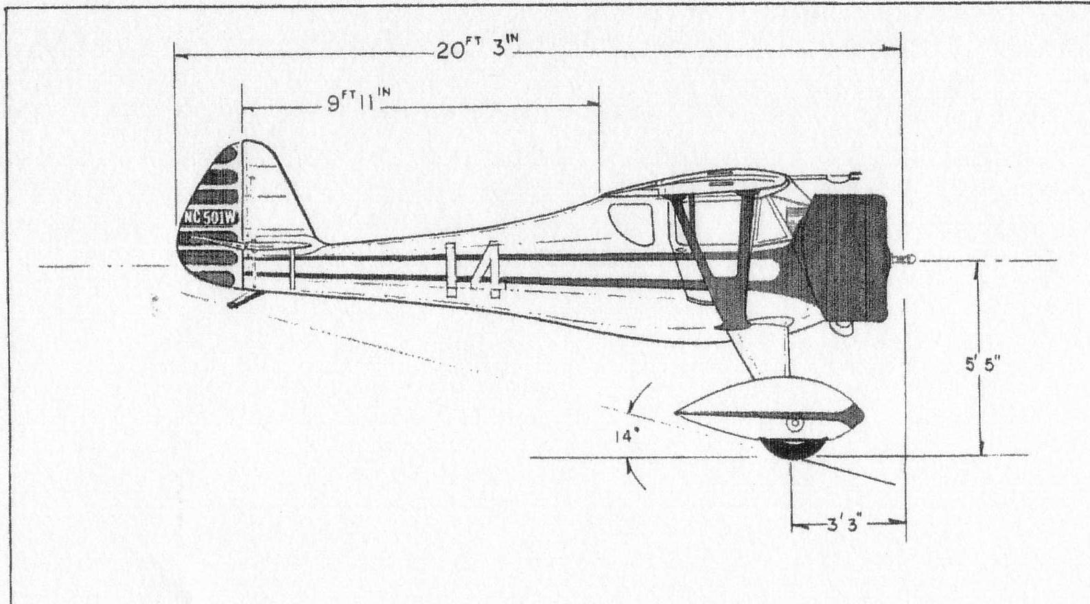 Resources For Monocoupe Restorers