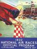 1932 national air races program