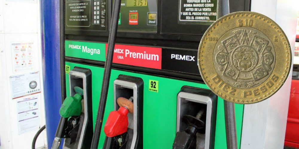 Te acuerdas? Esto pasaba en México cuando la gasolina magna costaba 10 pesos