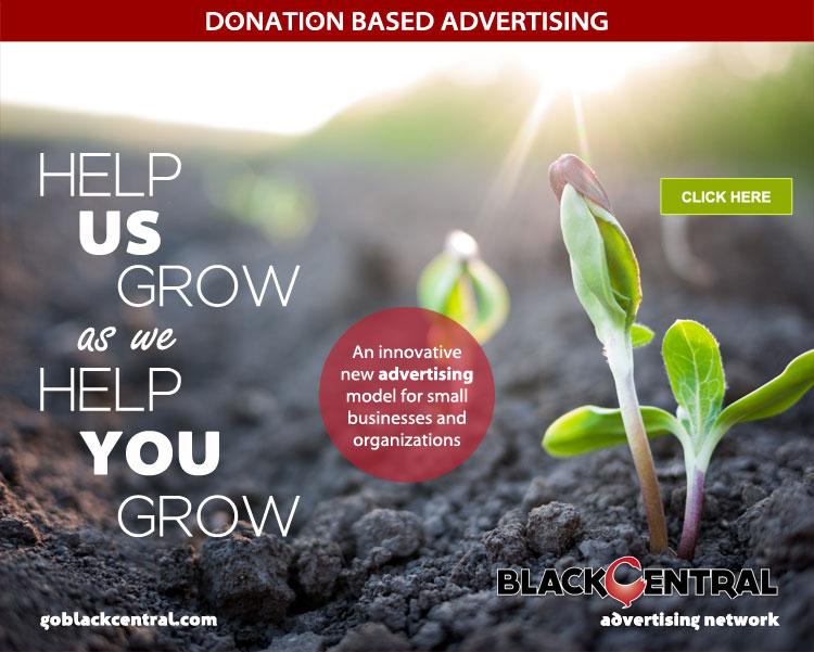 Donation Based Advertising