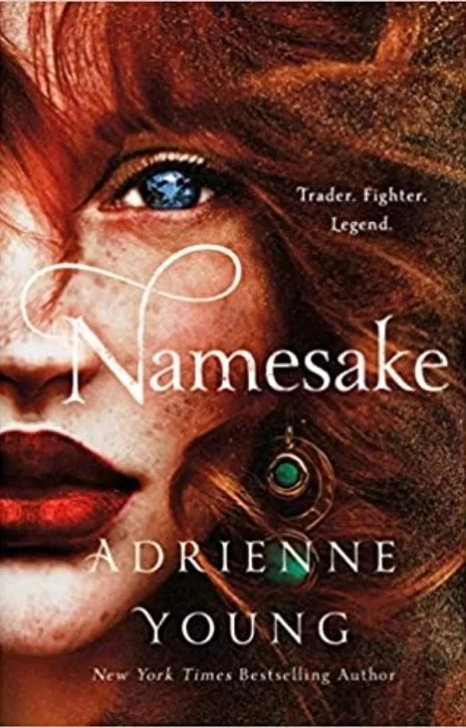 Namesake: By Adrienne Young Is An Epic Conclusion To The Fable Duology