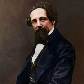 Authors Who lived The Most Tragic And Sad Life (Charles Dickens)