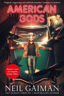Best Books Written By Neil Gaiman (American gods)