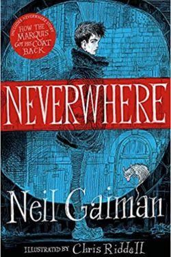 Best Books Written By Neil Gaiman (Neverwhere)