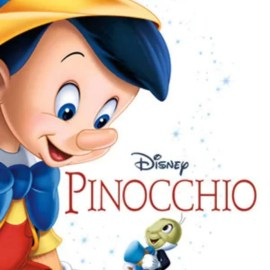 Disney Characters And The People Who Created Them (Pinocchio)