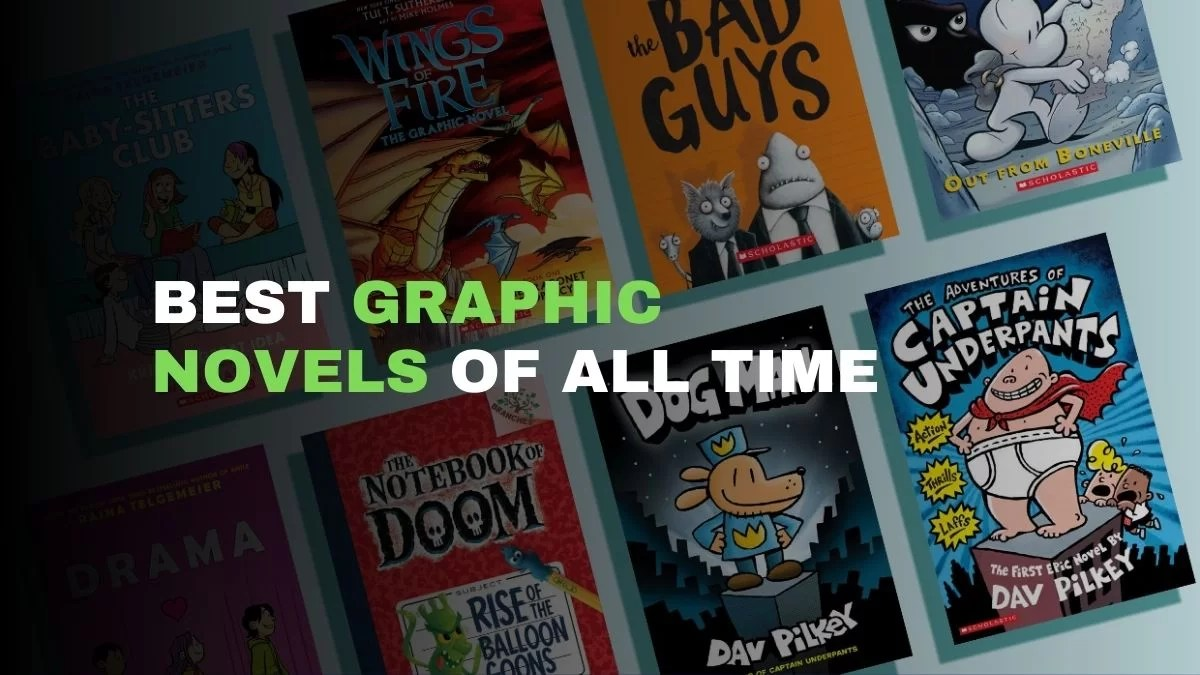 Best Graphic Novels of All Time | Graphic Novels for Everyone's TBR