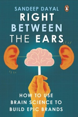 Best books my authors of India in June 2021 (Right Between The Ears by Sandeep Dayal)