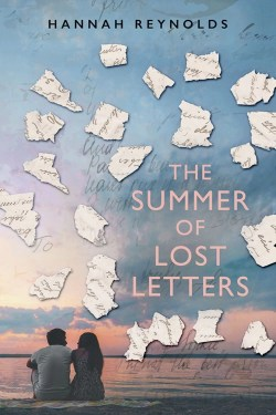 books by New Authors in June 2021 (The Summer of Lost Letters by Hannah Reynolds)