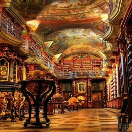 World's Best And Most Beautiful Libraries