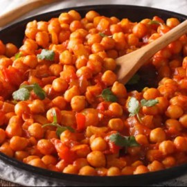 Healthy Snacks: 10 Best Low Calorie Snacks While Reading (Channa)