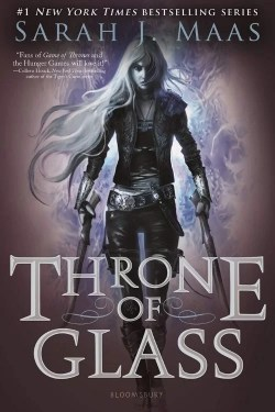 10 Books Where Story Is Around Games (Throne Of Glass)