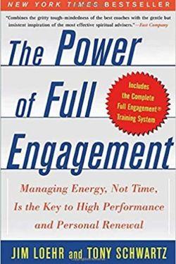 Best Motivational Business Books (The Power Of Full Engagement)